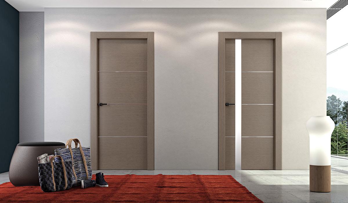 Colori Porte Interne Moderne vendita porte da interno porte in legno marsia roma | emilio